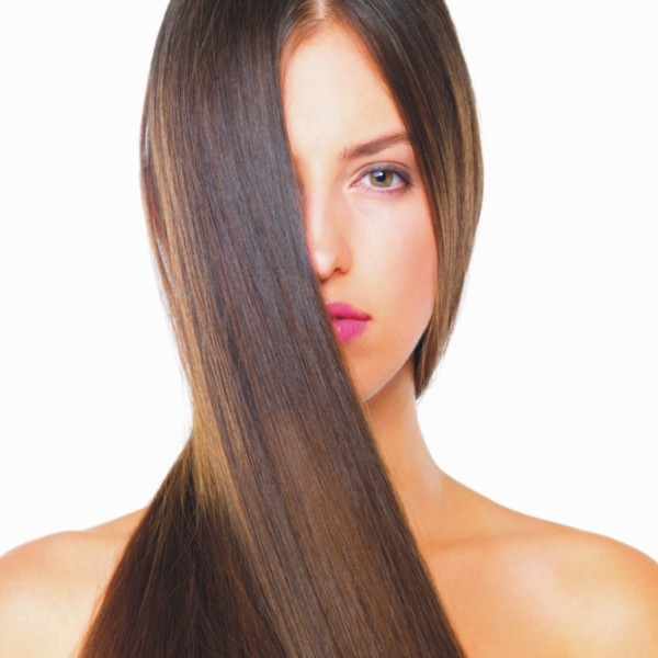 Bio Keratin hair treatment